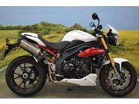 Triumph Speed Triple 1050 2015**ABS, OHLINS ADJUSTABLE SUSPENSION, DATATAG**