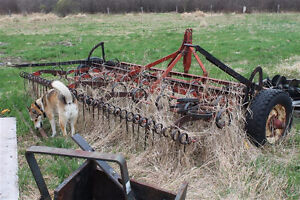 10ft Cultivator with Wheels