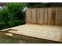 Quality decking at affordable prices