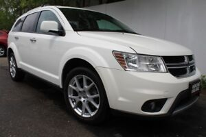 2012 Dodge Journey R/T AWD 7 passengers Sunroof Back senser Leat