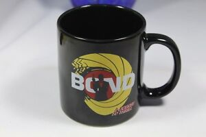 James Bond A License to Thrill Coffee Mug/ Cup Black from 1999 Kingston Kingston Area image 1