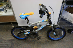 Hot Wheels Kids Bicycle