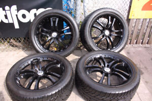 "22"" Porsche Replica WHEELS**USED SET***"
