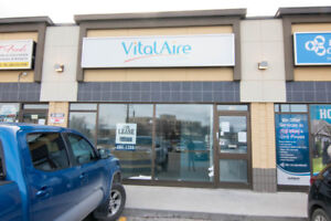 1200 sf clinic/office space across from Concordia Hospital