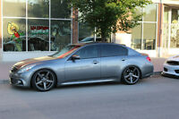 2010 Infiniti G37x Sport Package + Technology Package Sedan