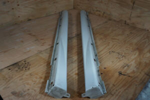 JDM 02-07 Subaru Impreza WRX STI Sedan Side Skirts STI Version