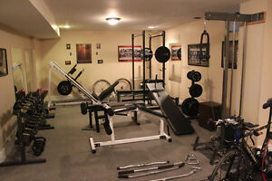 Full Gym - Home or Personal Trainer