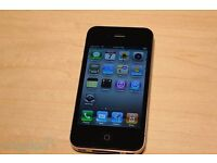 Black iPhone 4 16GB Unlocked All Networks