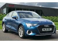 2021 Audi A3 Saloon Sport 30 TFSI 110 PS 6-speed Saloon Petrol Manual