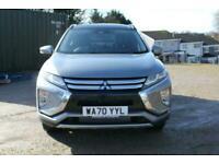 2020 Mitsubishi ECLIPSE-CROSS 1.5 Exceed 5dr CVT 4WD Auto Hatchback Petrol Autom