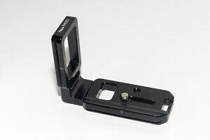 Plaque en L pour Nikon D7100/7200