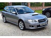 SUBARU LEGACY 2.0 D R Sports Tourer 5dr, Silver, Manual, Diesel, 2008