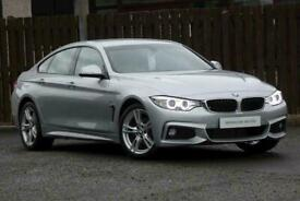 image for 2015 BMW 4 SERIES GRAN COUPE 420d xDrive M Sport Gran Coupe Gran Coupe Diesel Au