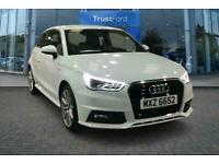 2018 Audi A1 1.0 TFSI S Line Nav 3dr-Automatic Start/Stop System, Cruise Control