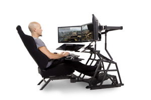 USED GAMING COCKPIT