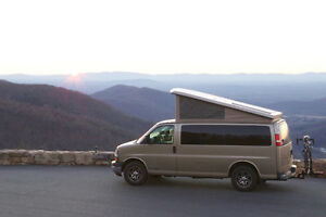 Campeur New West Migration Camper