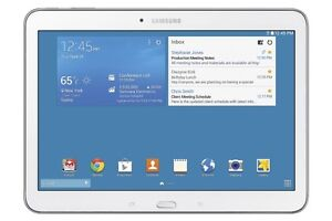 selling a samsung tablet
