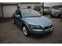 Volvo C30 1.8 2007MY SE 3 DOOR BLUE+STUNNING