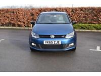 2015 VOLKSWAGEN POLO Volkswagen Polo 1.4 TSI ACT BlueGT 3dr