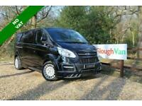 2018 Ford Transit Custom 2.0 310 MS-RT DCIV L2 NO VAT AUTOMATIC Combi Van Diesel