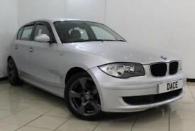 2008 08 BMW 1 SERIES 1.6 116I 5DR 121 BHP