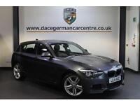 2014 14 BMW 1 SERIES 2.0 118D M SPORT 5DR AUTO 141 BHP DIESEL