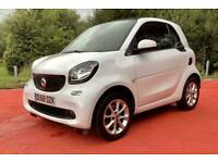 2018 smart fortwo coupe 1.0 Passion 2dr Coupe Petrol Manual