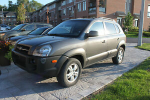 2008 Hyundai Tucson AWD, Safety and E-tested