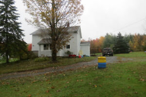 HOUSE FOR SALE on 1.1 Acres - Mature Trees