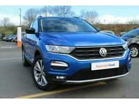 2020 Volkswagen T-Roc 1.0 TSI Design (s/s) 5dr Other Petrol Manual