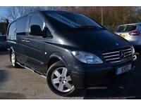 2007 Mercedes benz Vito 120CDI Dualiner Sport 204 BHP Comfort Van Auto 5 door...