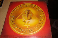 Earth Wind and Fire Lp The Best of, Volume 1