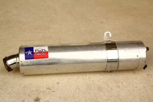 D&D Exhaust - ZX7 and ZX7-R - Good Condition