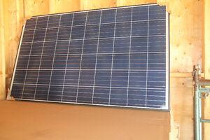 Canadian Solar CS6P-265P   265 Watt Black Frame Solar Panels Sarnia Sarnia Area image 1