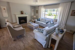 Fully Furnished Family Home for Rent, Quiet Neighbourhood