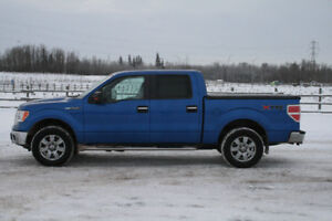 2010 Ford F-150 XLT 4dr SprCrw L''Bx 6AT