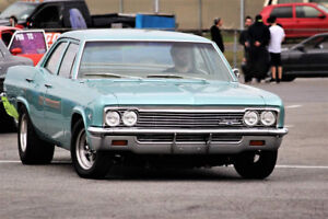 Chevy biscayne 1966