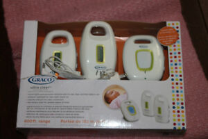 Graco Ultra Clear Baby Monitor
