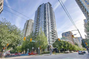 $2000 / 1br - 590ft2 - 1Bdrm Furnished Yaletown Condo For Rent