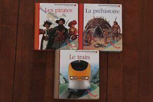 Collection mes premières découvertes Gallimard jeunesse 3-6ans