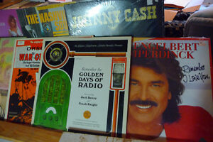 OVER 400 RECORD ALBUMS FOR SALE