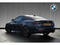 2020 BMW 4 Series 420i M Sport Coupe Auto Coupe Petrol Automatic