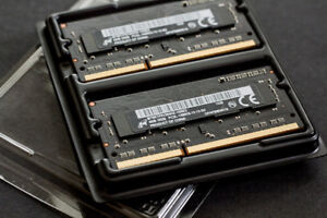2 x 4GB 1246 1246MHz DDR3 SDRAM for Apple iMac