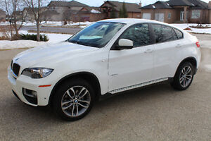 2013 BMW X6 3.5 xDrive SUV, Crossover