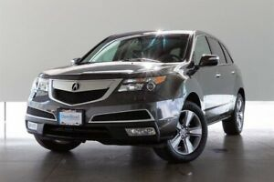2012 Acura MDX Tech 6sp at