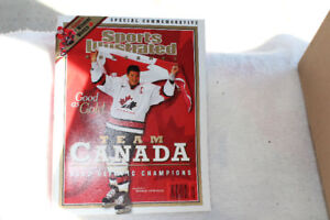 Sport Illustrated Team Canada, 2002 Olympic Champions