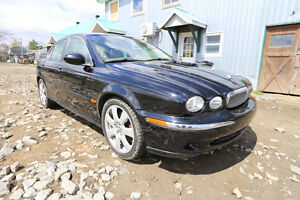 2006 Jaguar X-TYPE Luxury Edition 3.0L V6 DOHC 24V