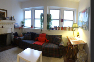 APRIL SUBLET - 1 Bedr Apartment in Roncesvalles - $1200 (all in)