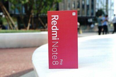 """Xiaomi Redmi Note 8 Pro BLUE 128 GB 6 GB RAM 6.53"""" 64MP (Global)"""