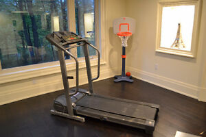 Treadmill PRO FORM 450LX great condition, folds for easy storage